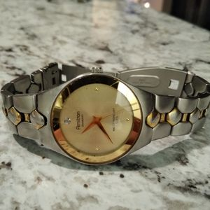 Men's Armitron Diamond Quartz Watch